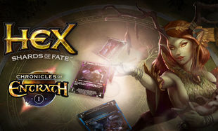 HEX: Shards of Fate – Chronicles of Entrath Trailer